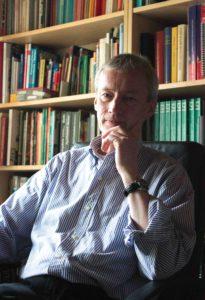 Kunsthistoriker Dr. Martin Dziersk